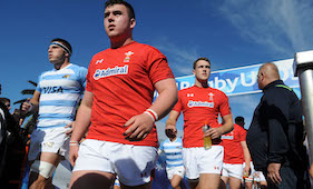Cardiff Blues duo recalled for Baby Blacks challenge