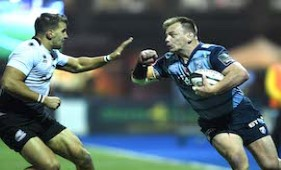 Matthew Rees bids Cardiff Blues a fond farewell
