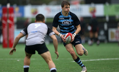 Five Cardiff Blues youngsters named in Wales under-20 squad