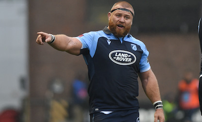 Arhip the latest to commit long-term future to Cardiff Blues