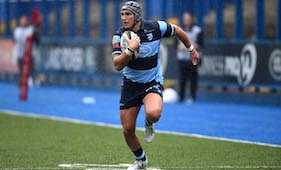 Tom James to leave Cardiff Blues