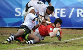Wales under-20 star Davies targeting Baby Blacks upset