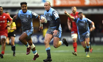 Fish makes transition into coaching with Cardiff Blues academy role