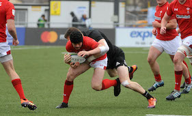 Wales under-20 battle to heroic victory over Baby Blacks