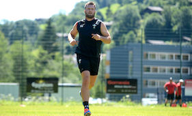 Lane named Welsh rugby