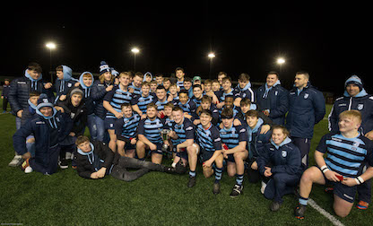 Cardiff Blues under-18 more proud of players