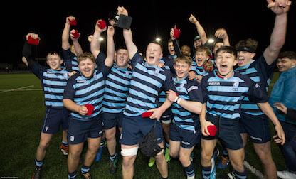 Impressive Cardiff Blues under-18 secured RAG Championship in stunning fashion