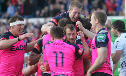 RE:LIVE: Former Cardiff Blues back row duo recall unforgettable win over Toulon