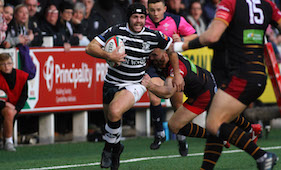 Knott eager to develop personal game with Cardiff Blues A