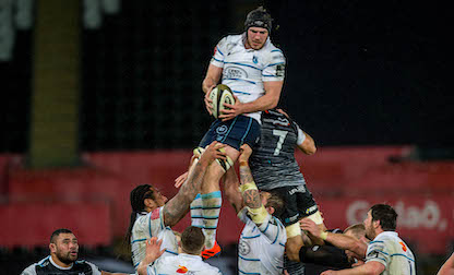 Ratti rewarded with Cardiff Blues contract