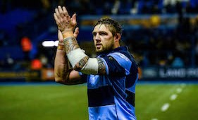 Four Cardiff Blues nominated for dream team