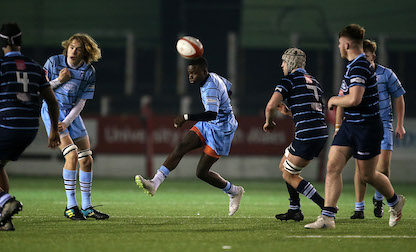 Cardiff Blues under-18 name new-look side to take on RGC