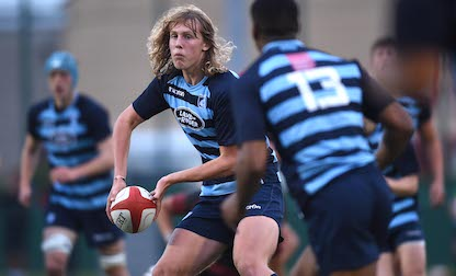 Burnell returns from injury as Cardiff Blues under-18 take on Scarlets