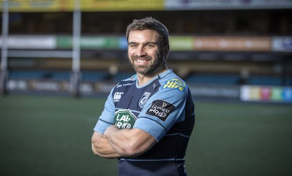 Two tales of unexpected call-ups to Arms Park limelight for Nicky