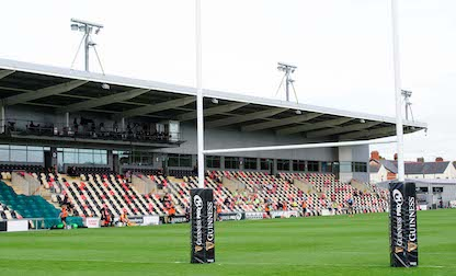 Cardiff Blues confirm home opener at Rodney Parade