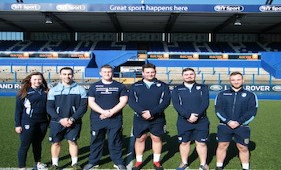 Places still up for grabs on Cardiff Blues FD in coaching and development
