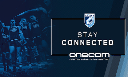 Stay Connected with Cardiff Blues and OneCom