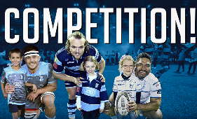 Competition - Lead Cardiff Blues out on Judgement Day!