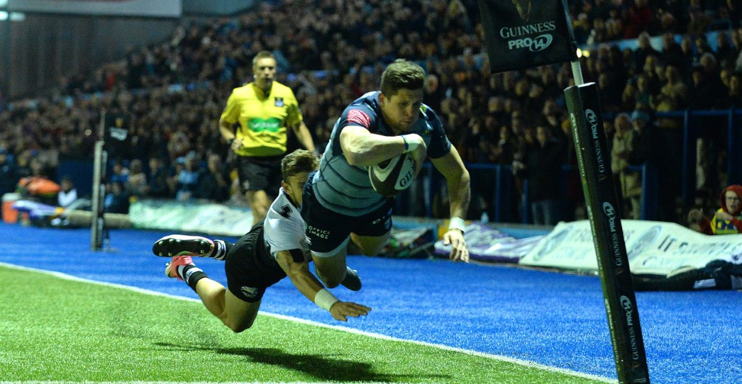 Cardiff Blues 37 Zebre Rugby 8