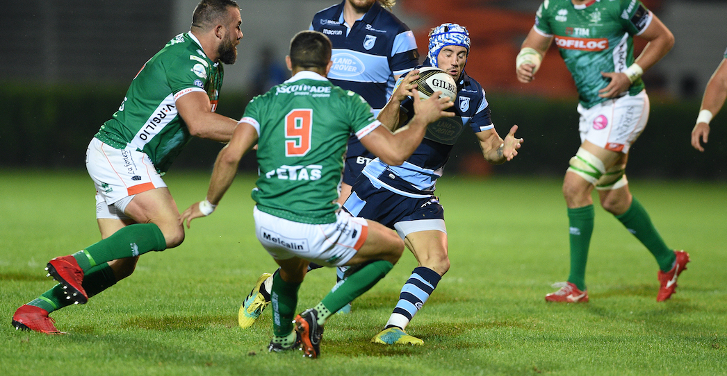 Preview: Benetton Rugby v Cardiff Blues