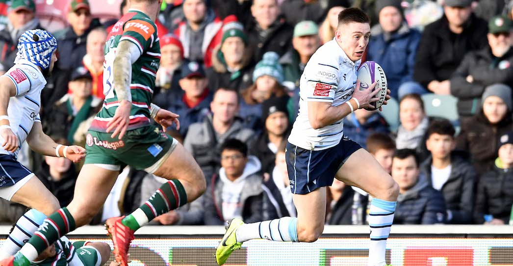 Leicester Tigers 30 Cardiff Blues 20