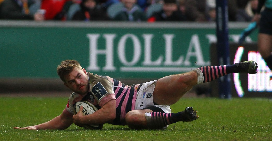 Leicester Tigers 24 Cardiff Blues 12