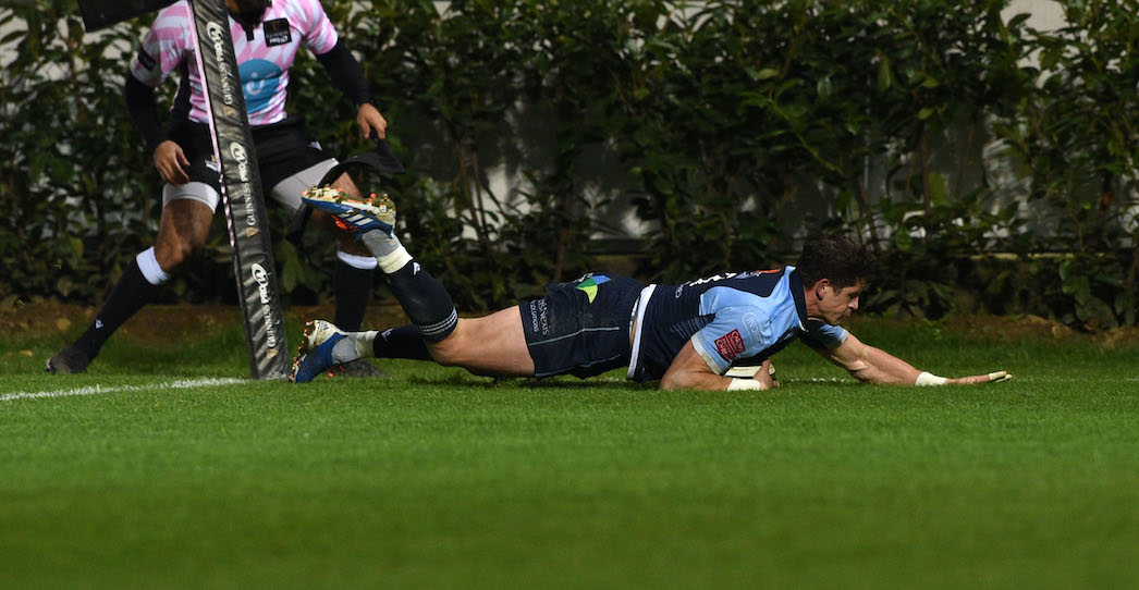 Benetton Rugby 28 Cardiff Blues 31