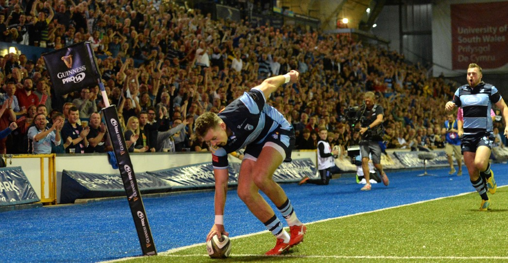Cardiff Blues 32 Leinster Rugby 33